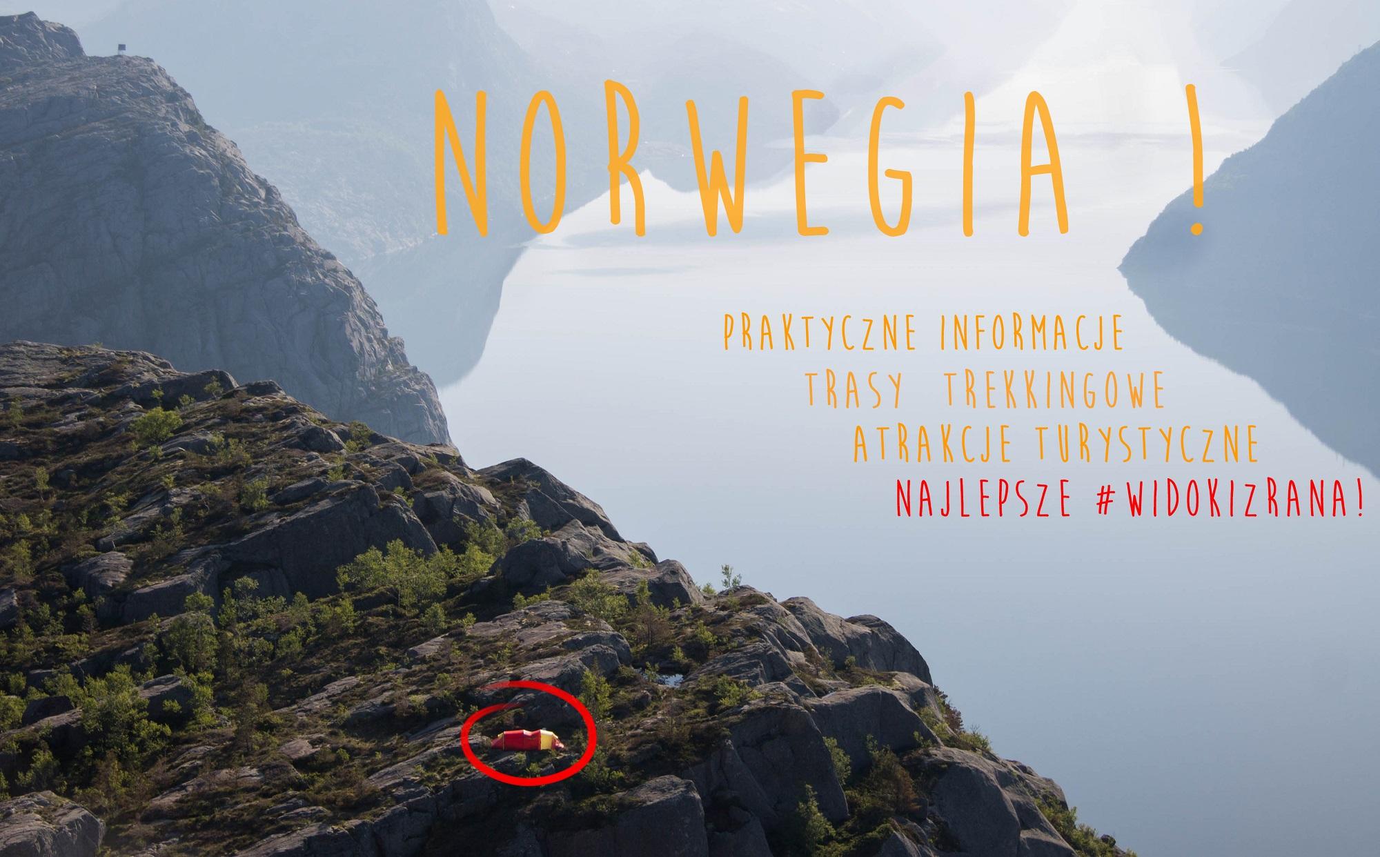 Ciekawe miejsca w Norwegii