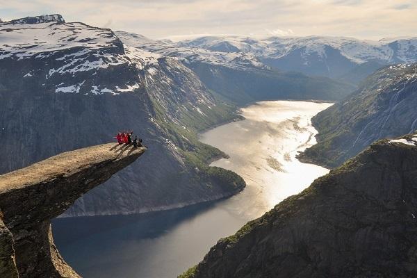 Podróż na własną rękę norwegia