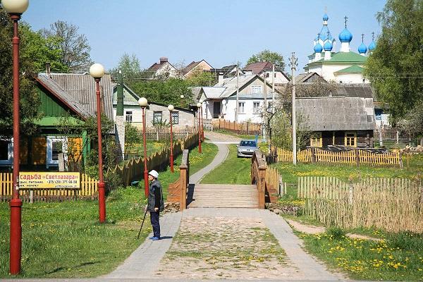 Wsie na białorusi