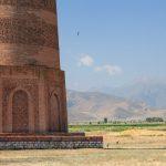Wieża Burana i zagraniczne kopalnie złota w Kirgistanie