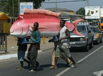 Zdjęcia pochodzą z ghanaweb.com