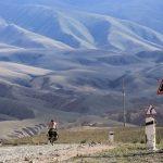 Polacy są wszędzie! Pierwsze kirgiskie przełęcze.