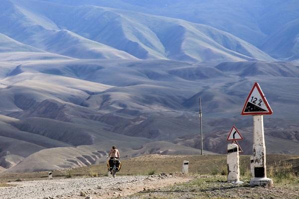 Kirgiskie przełęcze zdjęcia