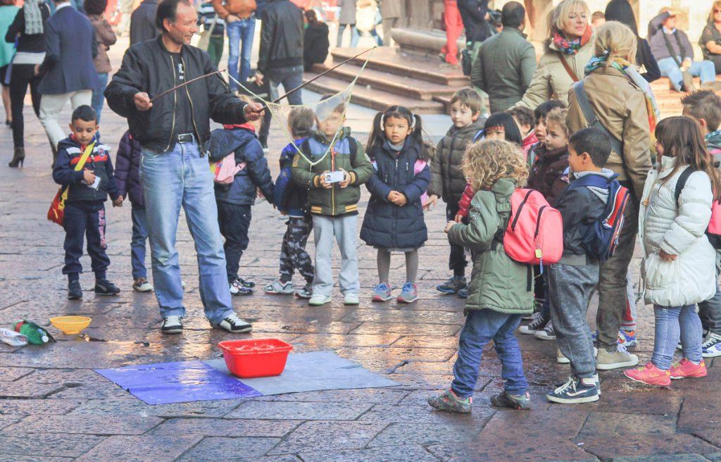 Bolonia plac fontanna neptuna