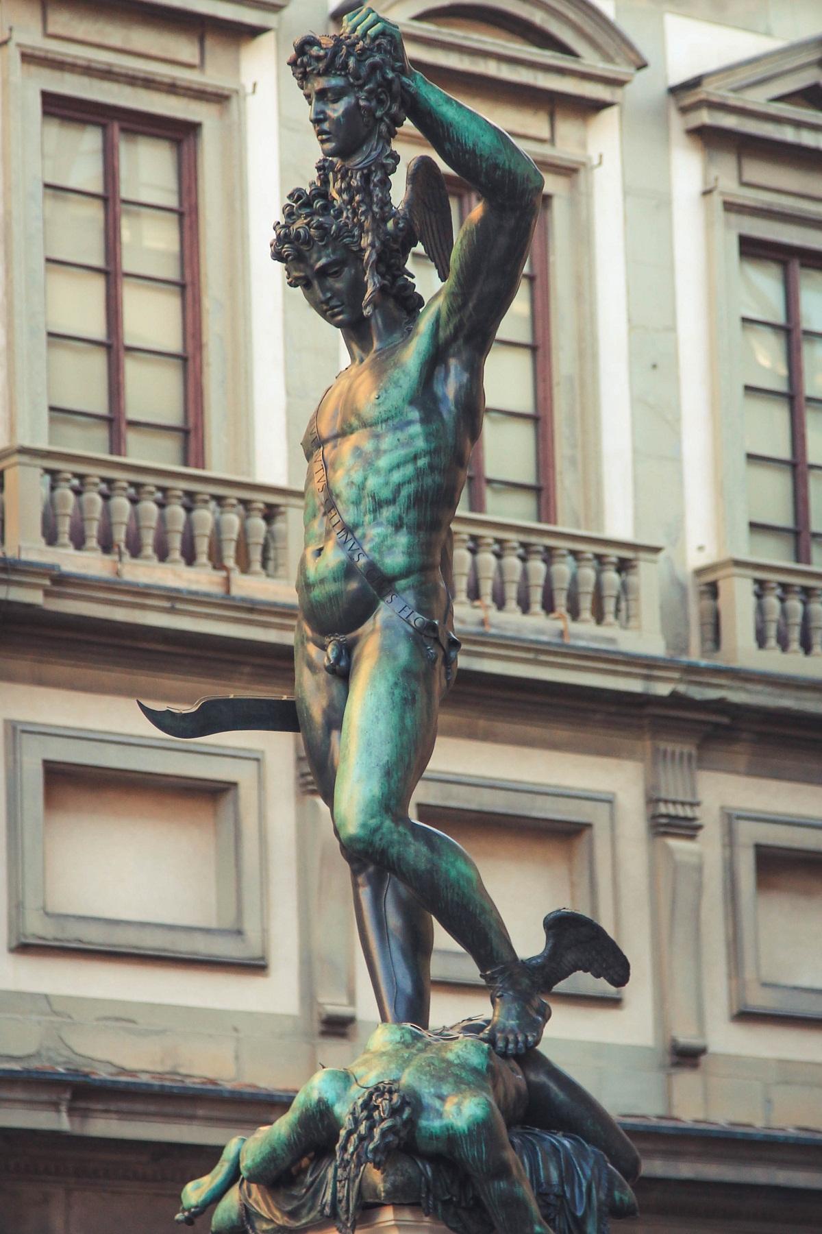 Rzezby florencja