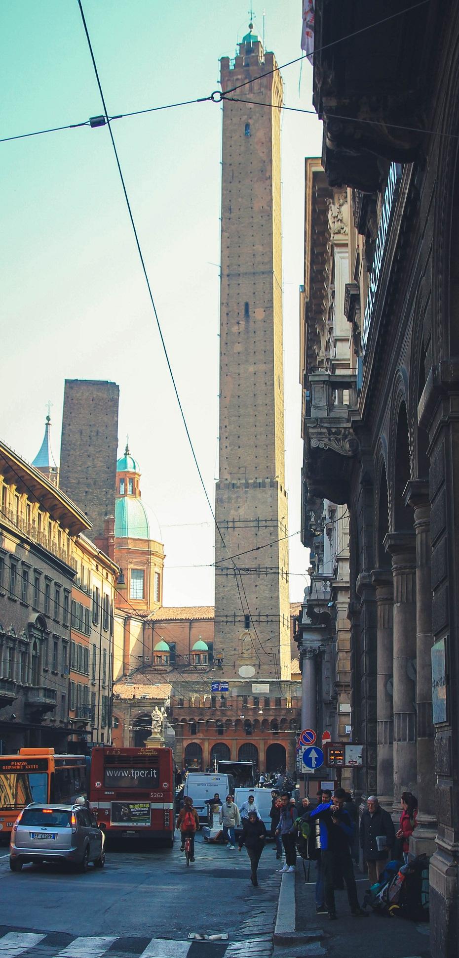 Wieża Asinelli Tower