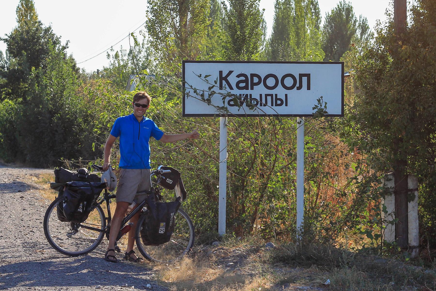 Trafić na ciekawe miasta i wsie. Tłumacząc: Karool!