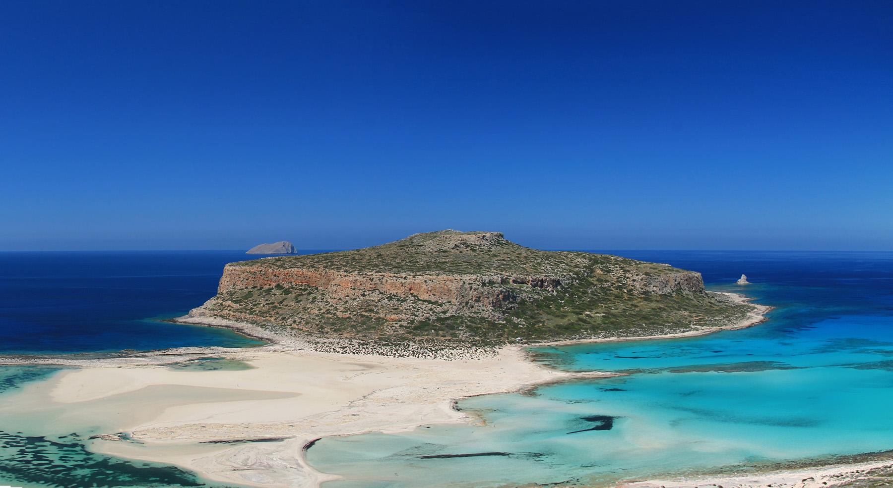 Miejsce, które musi zobaczyć każdy. Szczególnie wiosną, kiedy nie ma tam jeszcze ludzi. Kreta - Laguna Balos.