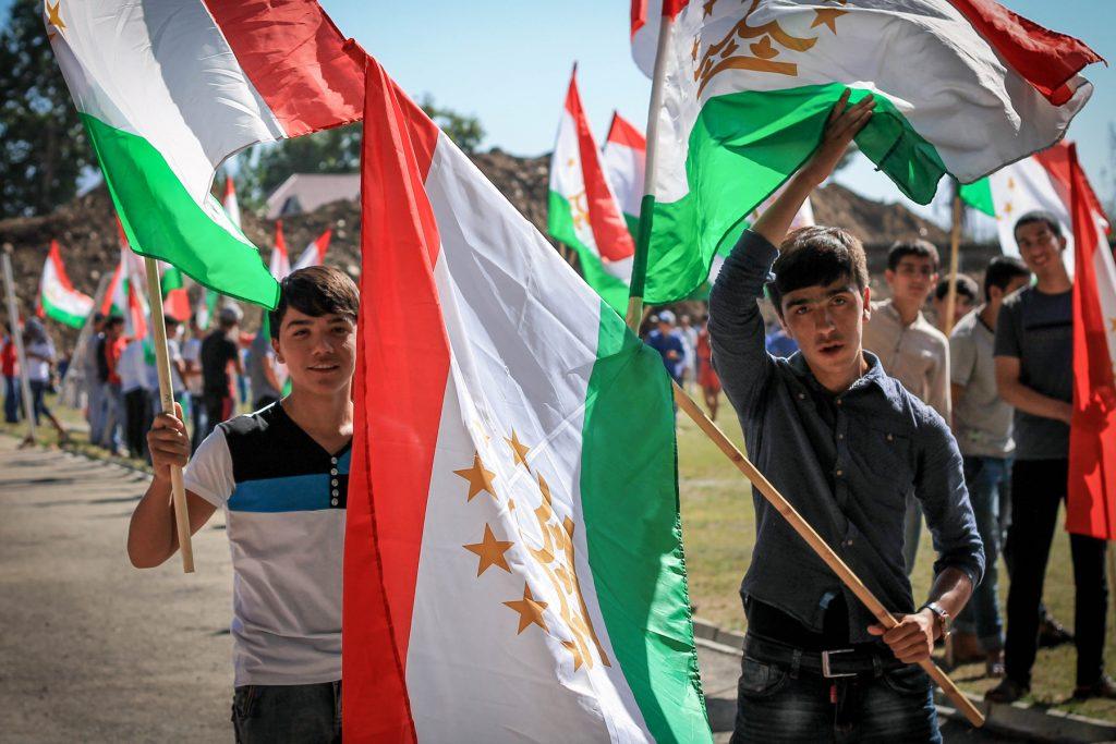 Bezpieczeństwo w Tadżykistanie