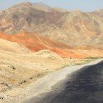 Wody i cienia! Żegnaj Kirgistanie!