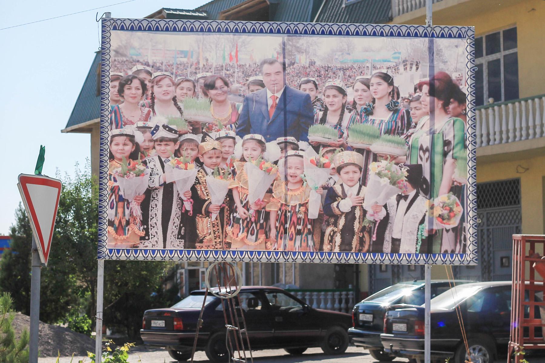 Kult jednostki Prezydent Tadżykistanu