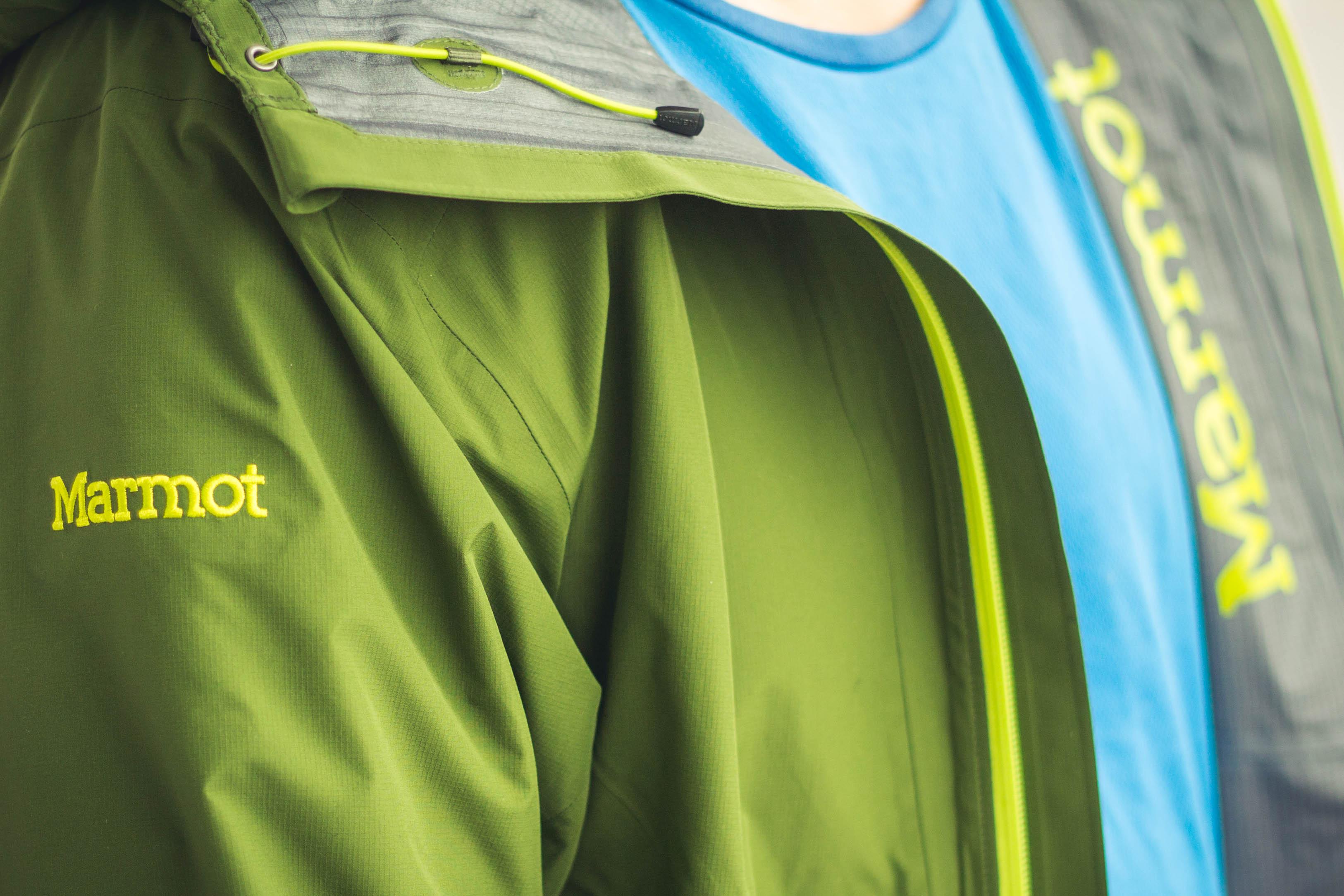 Marmot Speed Light Jacket Zielona - Kopia