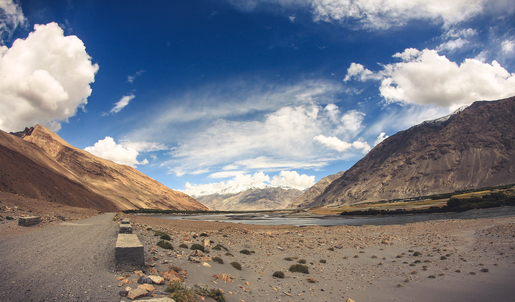 Wkrótce więcej zdjęć z Tadżykistanu i Pamiru. Zrozumiecie, czemu wszyscy tak bardzo chcą się tam dostać!