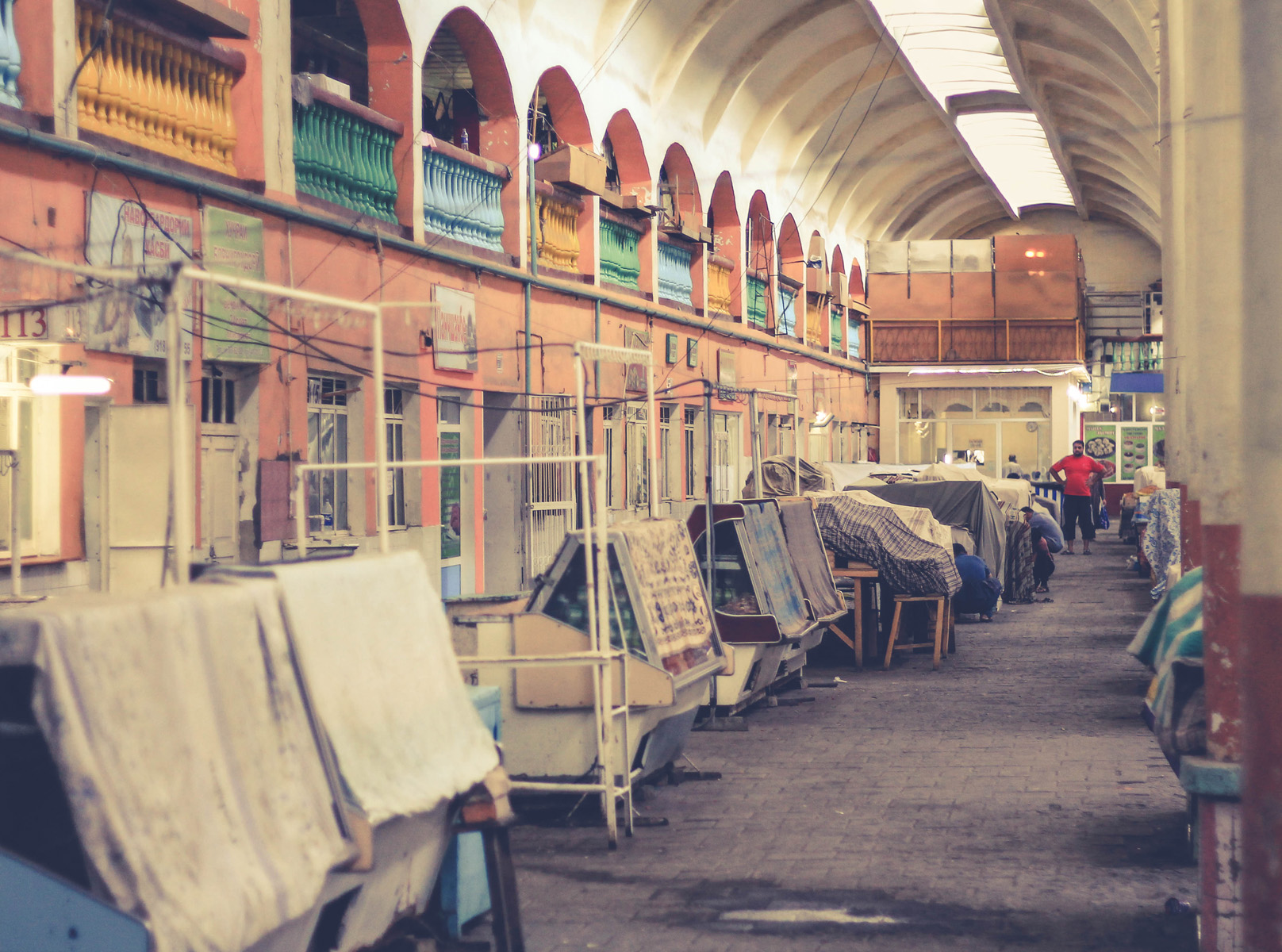Bazar w khujand