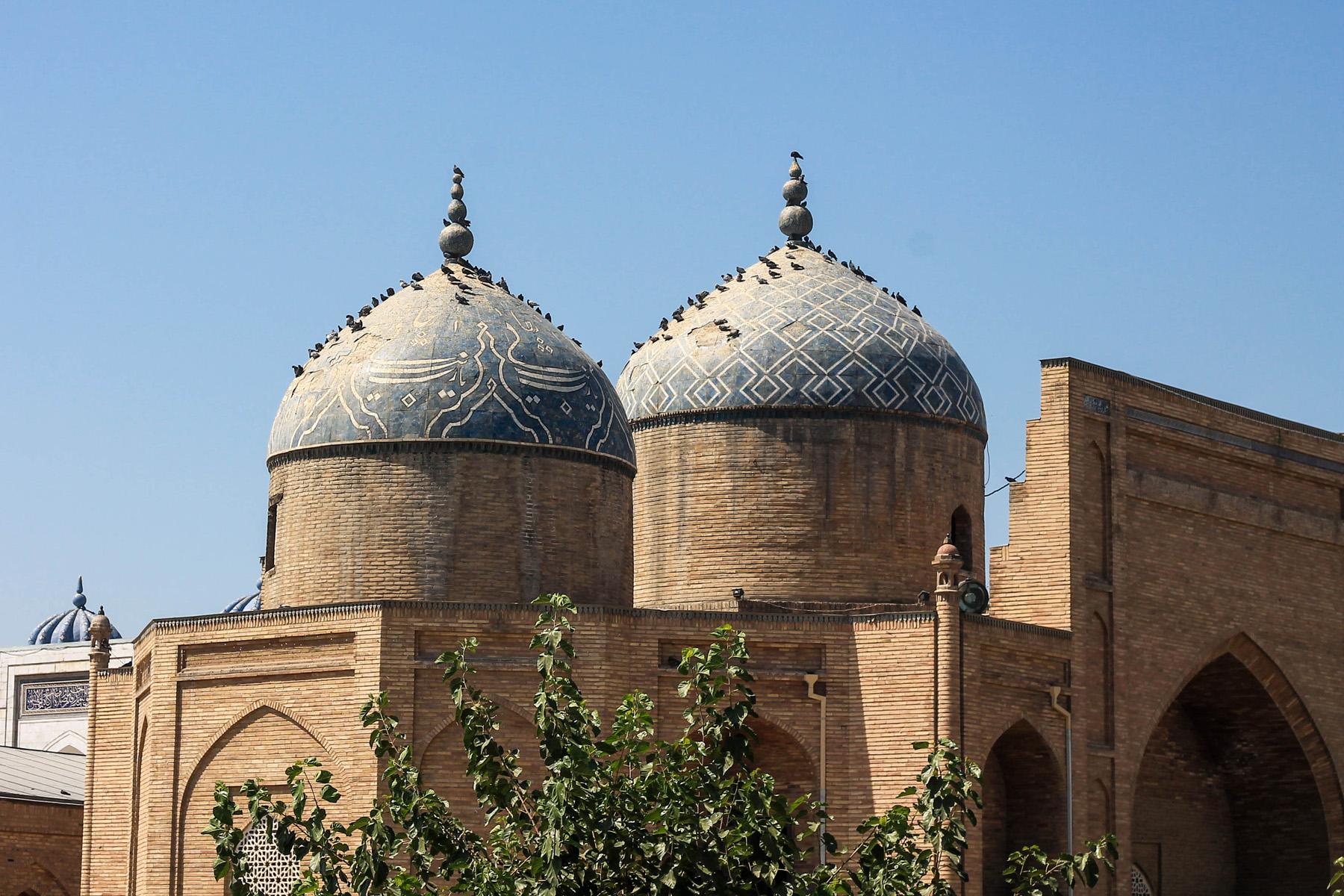 Główny meczet Chodżent