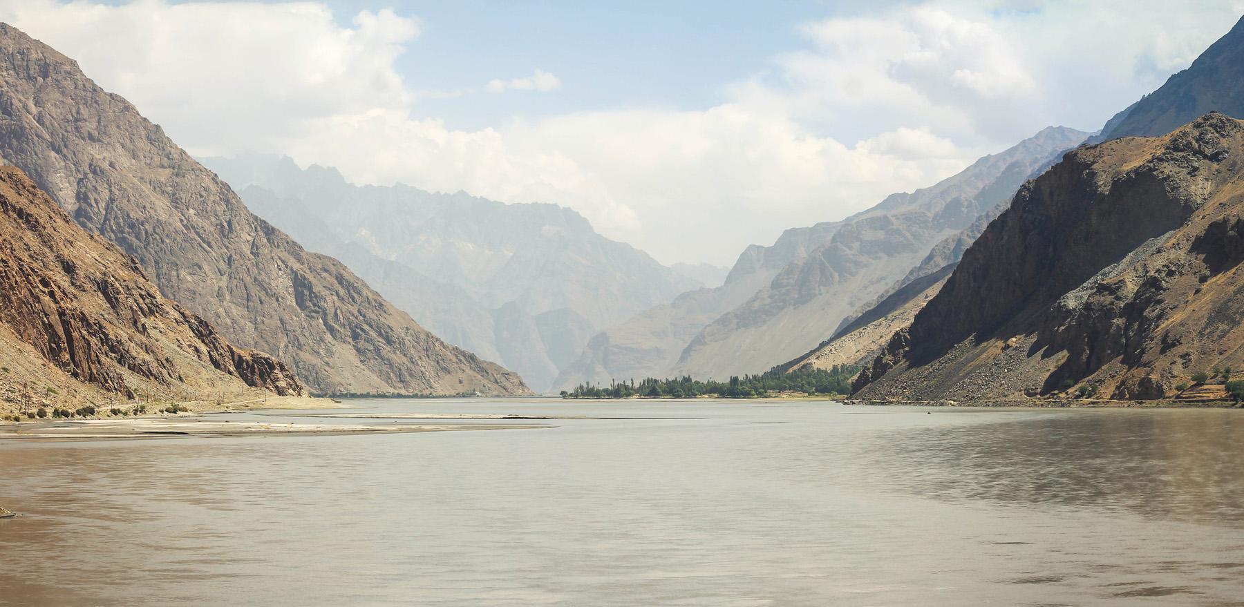 Rzeka Pandż Pamir
