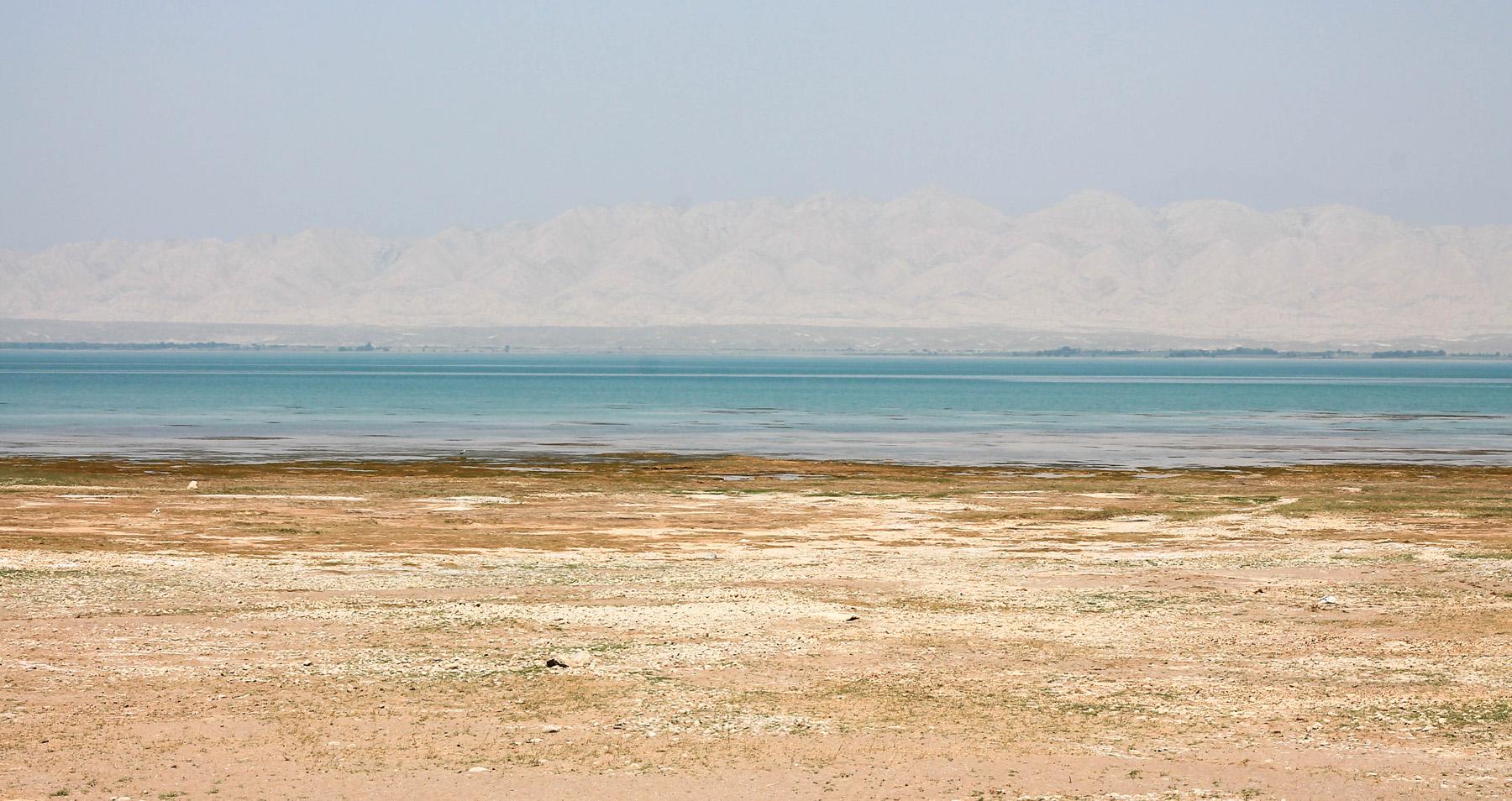 jezioro Kairakkum zbiornik