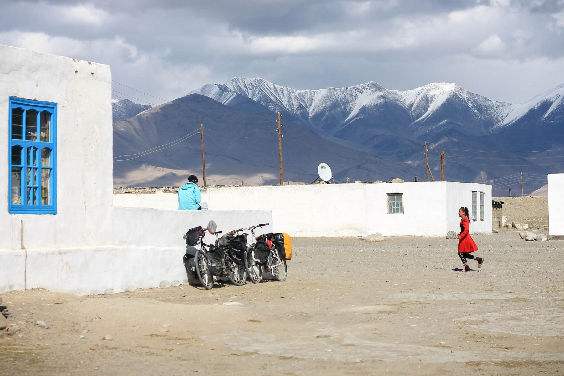 Życie w Pamirze