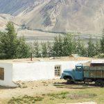 W jakich domach mieszkają ludzie w Pamirze? Zapraszam do środka!