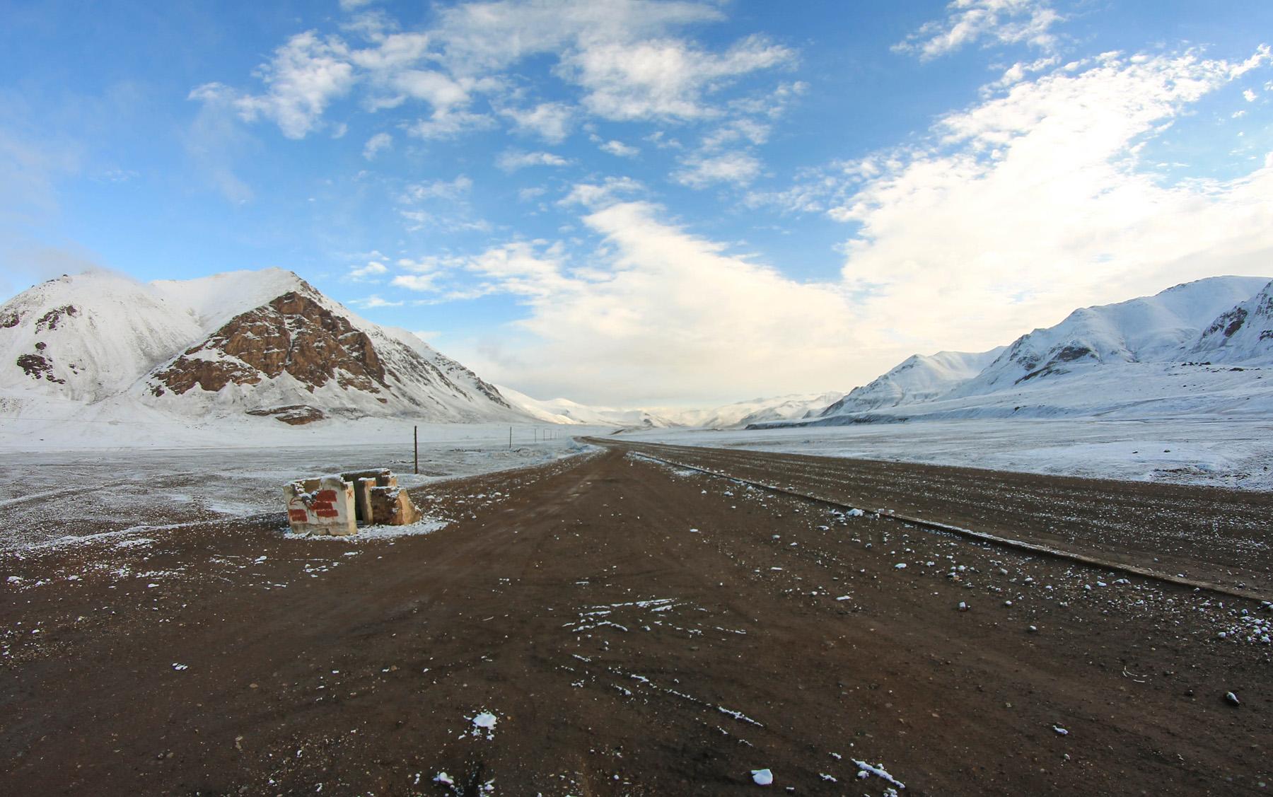 Pamir road amazing