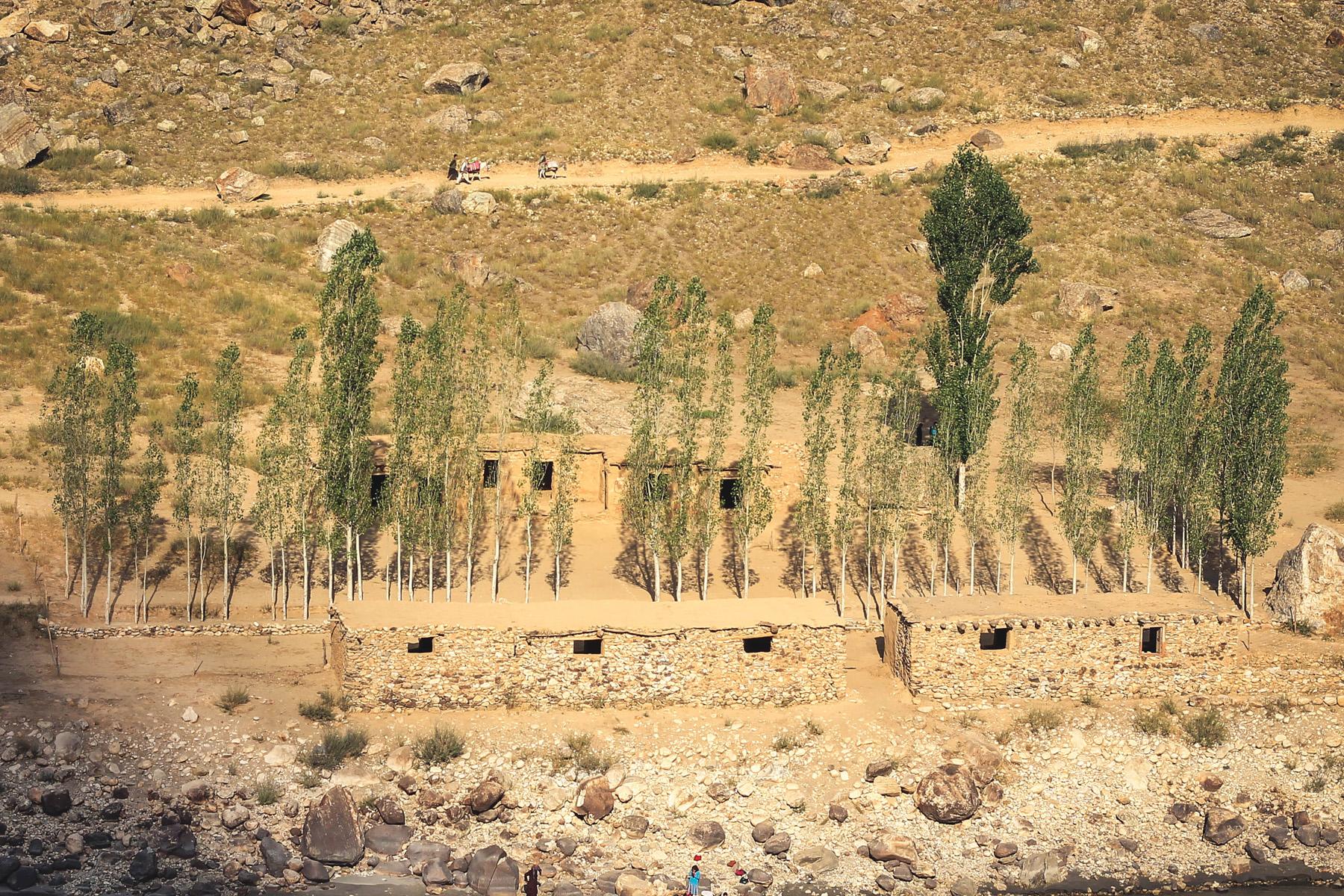Afganistan domy