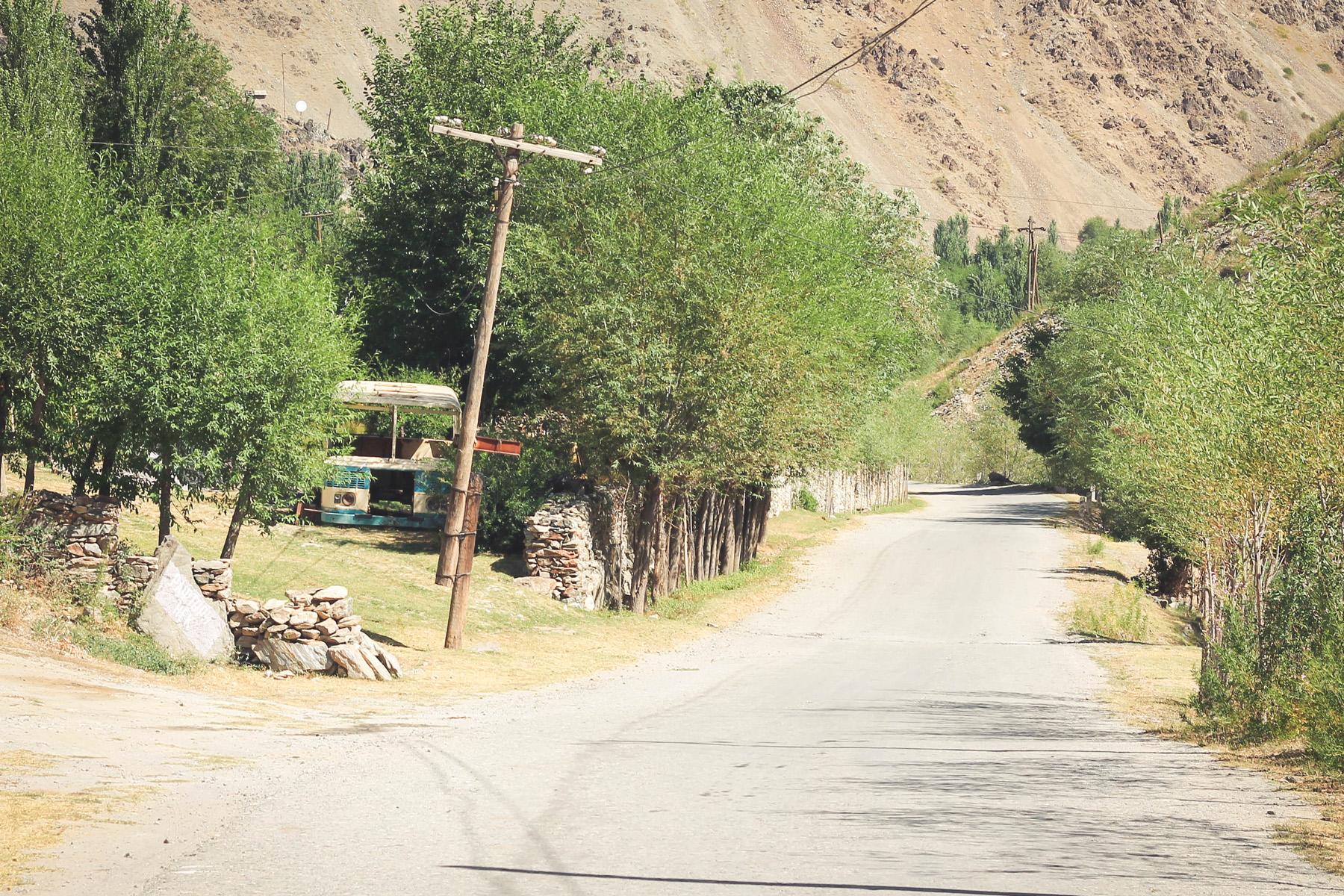 Pamir wsie