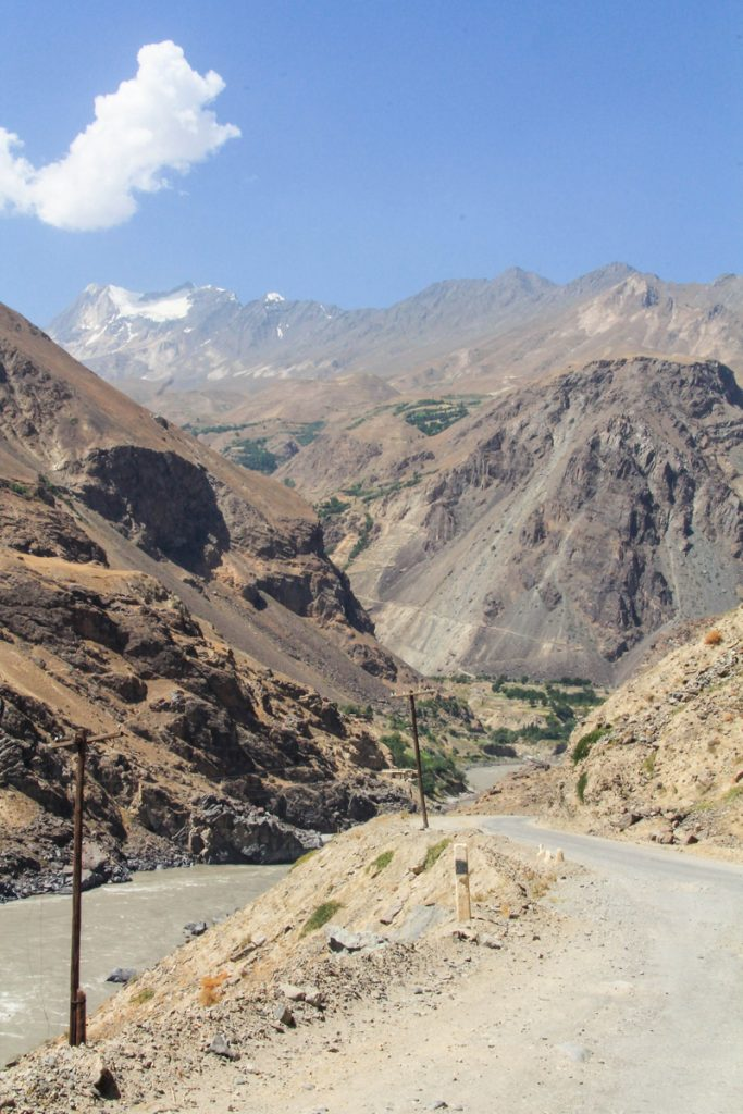 Tadżykistan pamir