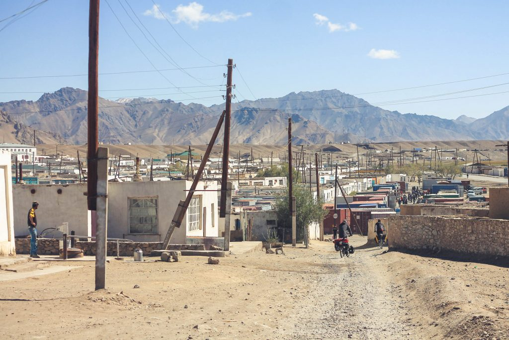 Murghab tajikistan
