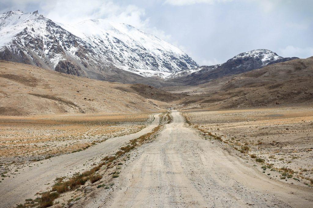 Pamir langar road