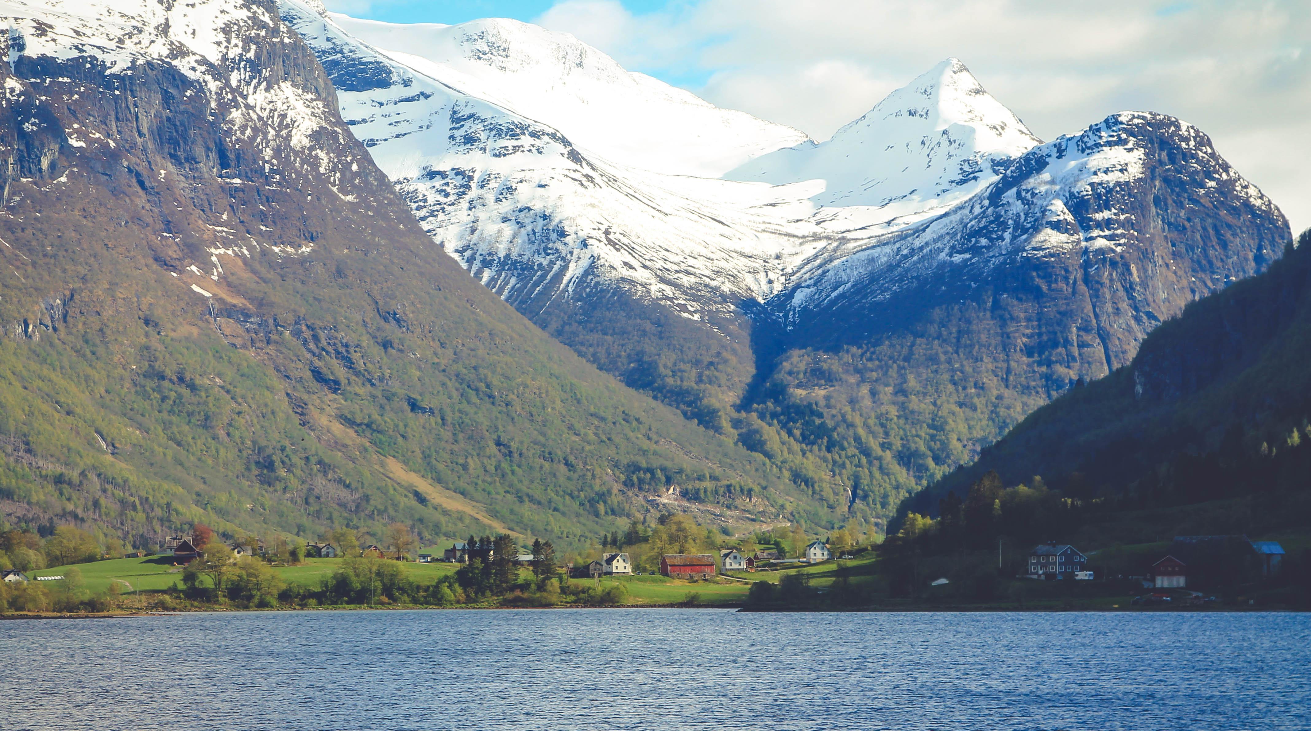 Tanie podróżowanie po Norwegii