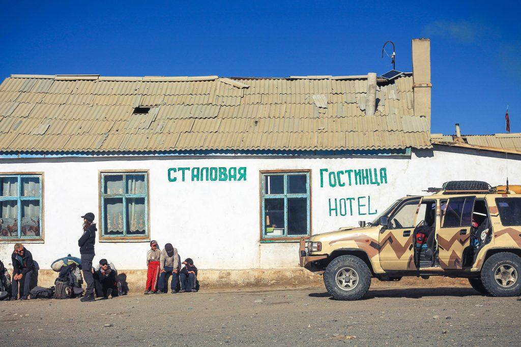 Guesthouse zwany hotelem