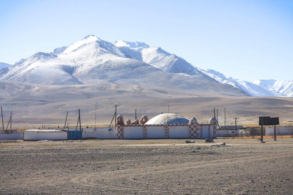Meczet w Aliczur
