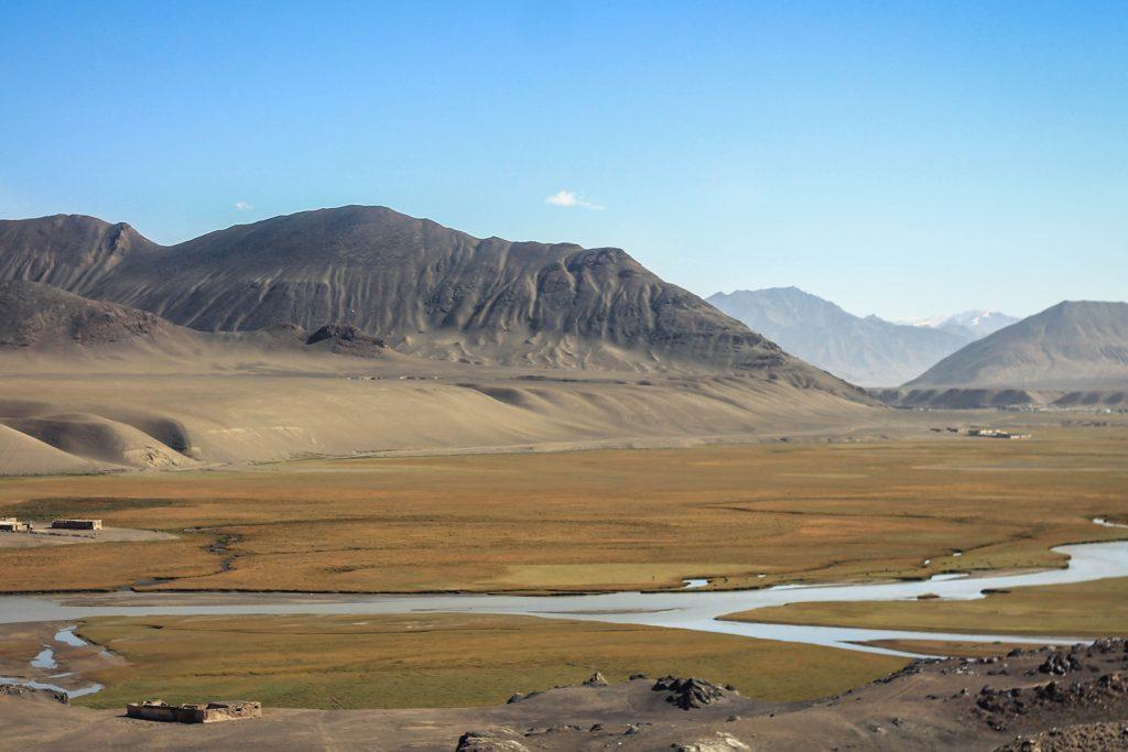 Dolina rzeki Murgab