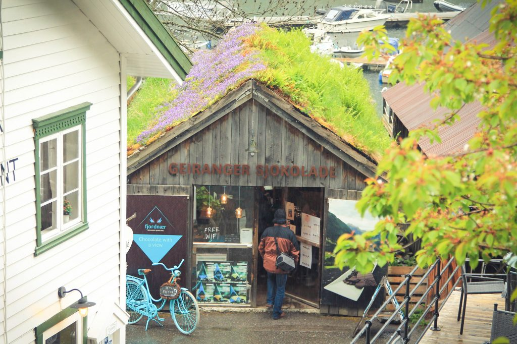 Praca w Norwegii blog