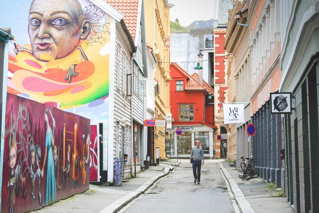 Najlepszy street art w europie