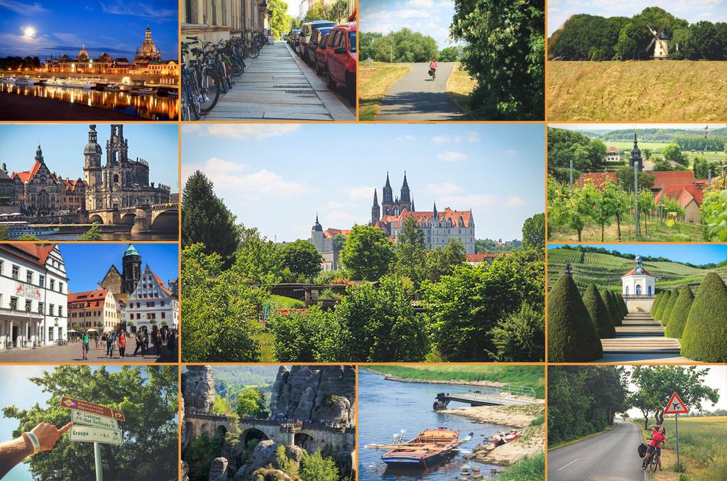 Saksonia ciekawe miejsca co warto zobaczyć zwiedzanie