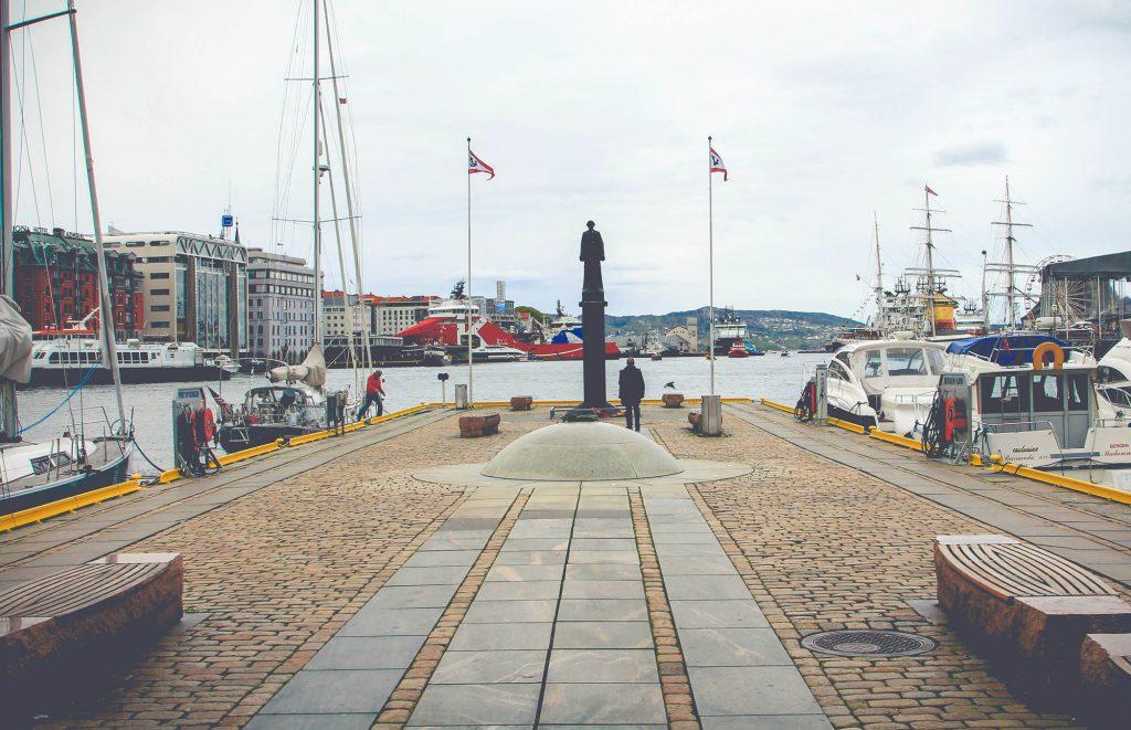 zwiedzanie bergen port