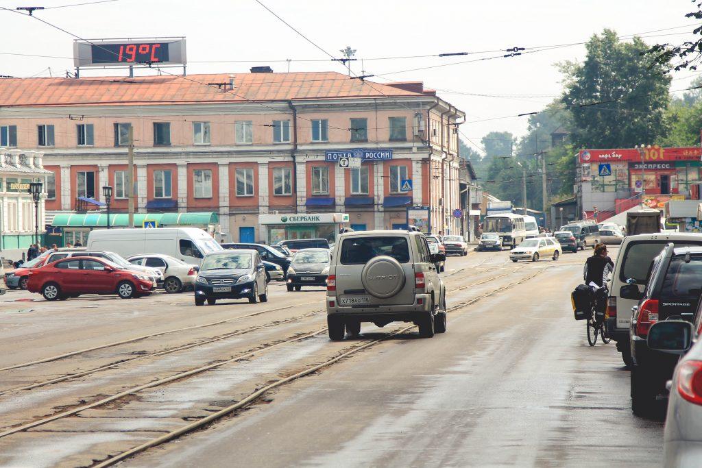 Dworzec w Irkucku
