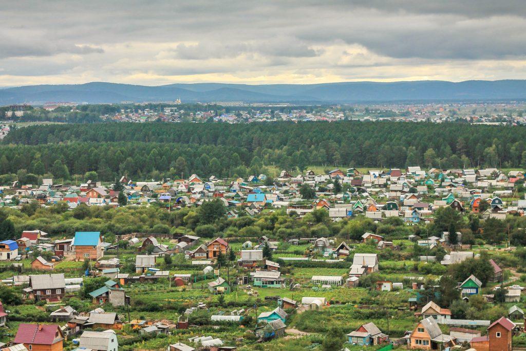 Syberia panorama buriacja