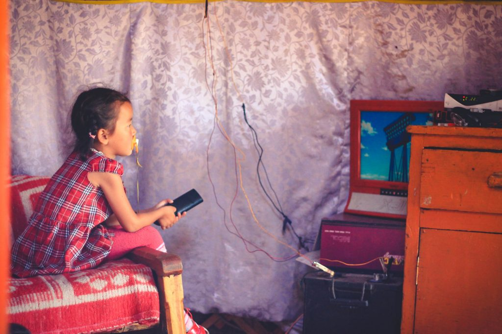 Życie w jurcie mongolia