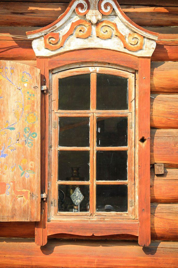Drewniana architektura irkuck