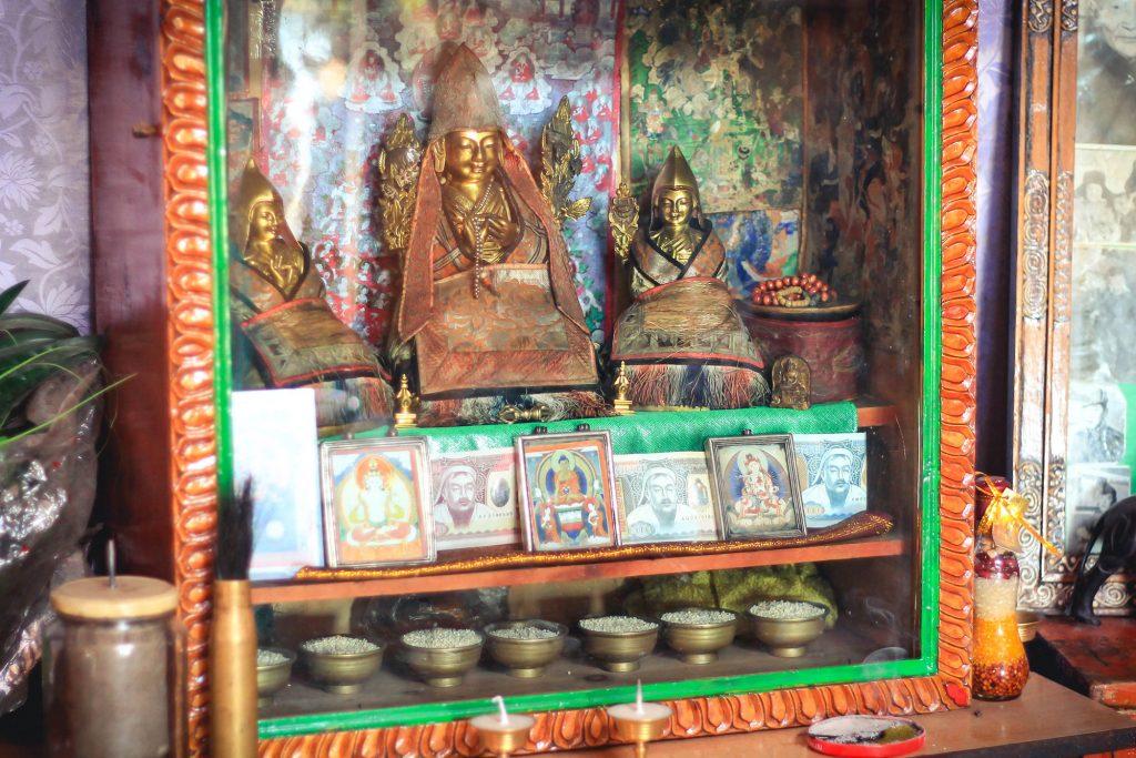 Ołtarzyk buddyjski ciekawostki