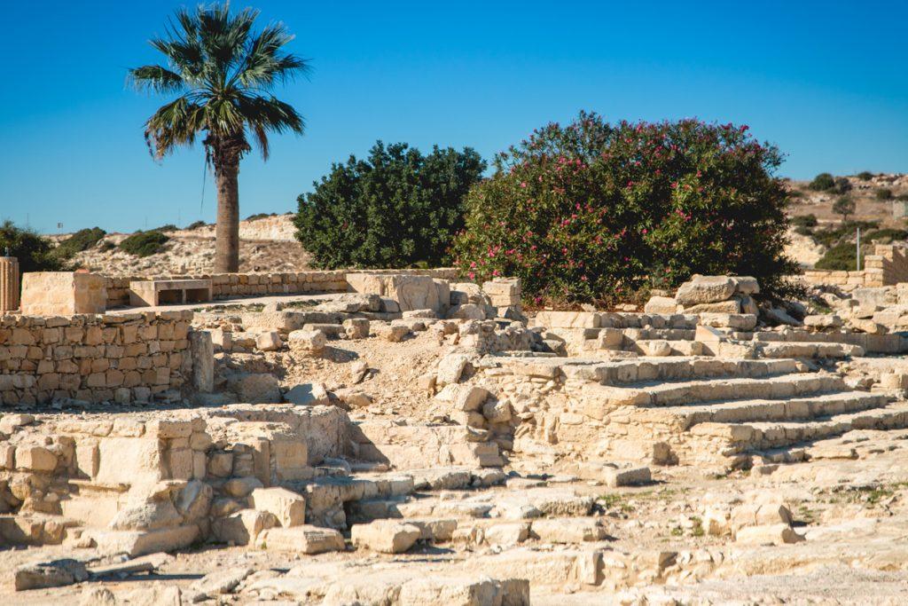 Antyczny Kurion Limassol