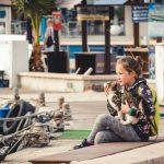 Sam z kotami, czyli z wizytą w Ajia Napa i Cape Greco poza sezonem