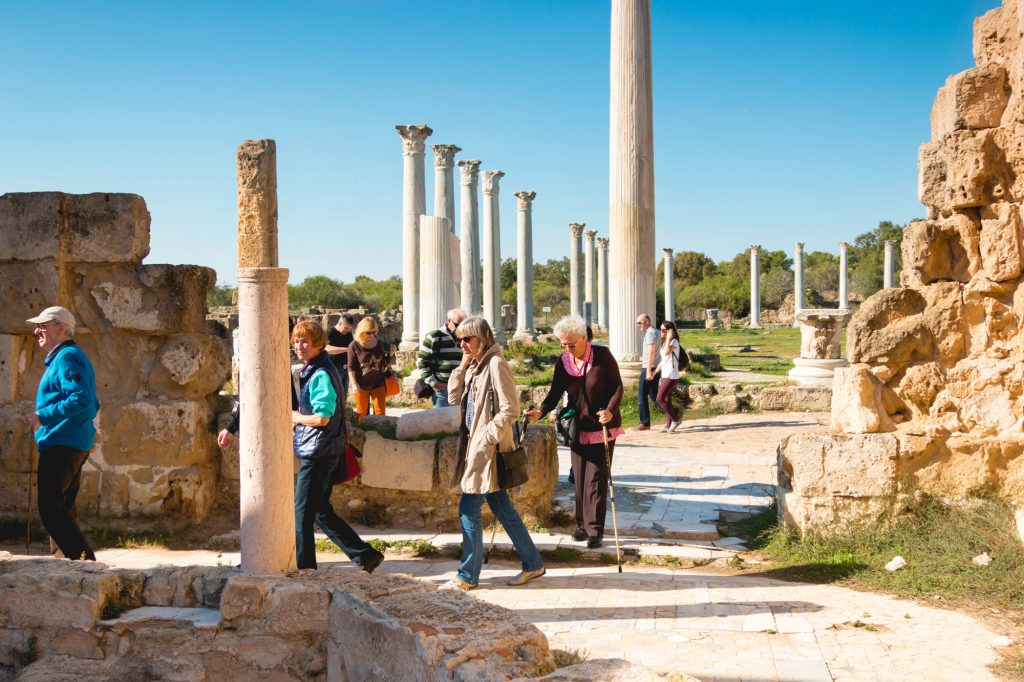Salamis cypr ciekawe miejsca