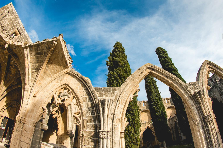 Kirenia ciekawe miejsca Girne zwiedzanie