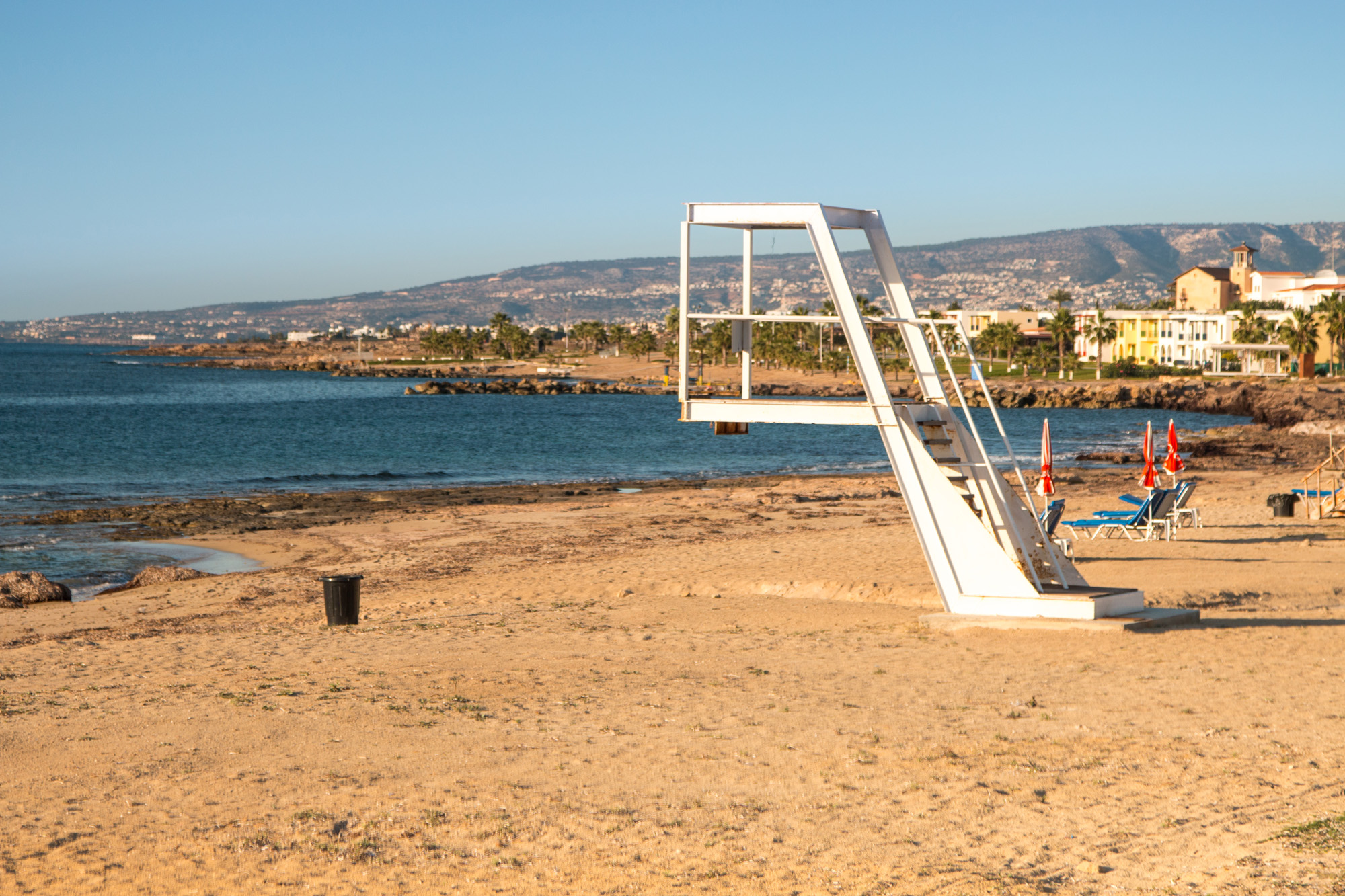 Plaża pafos