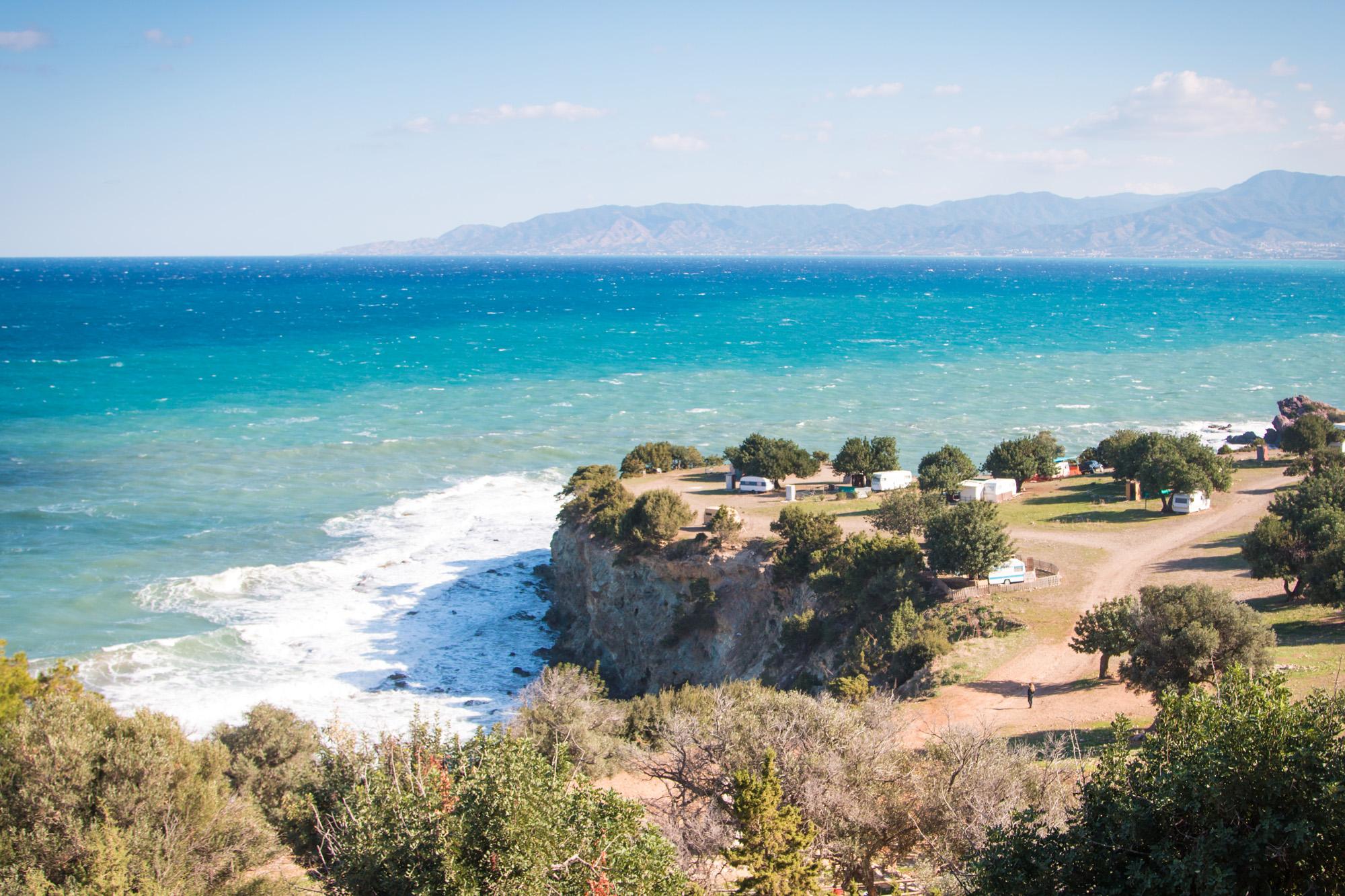 Szlaki turystyczne cypr akamas