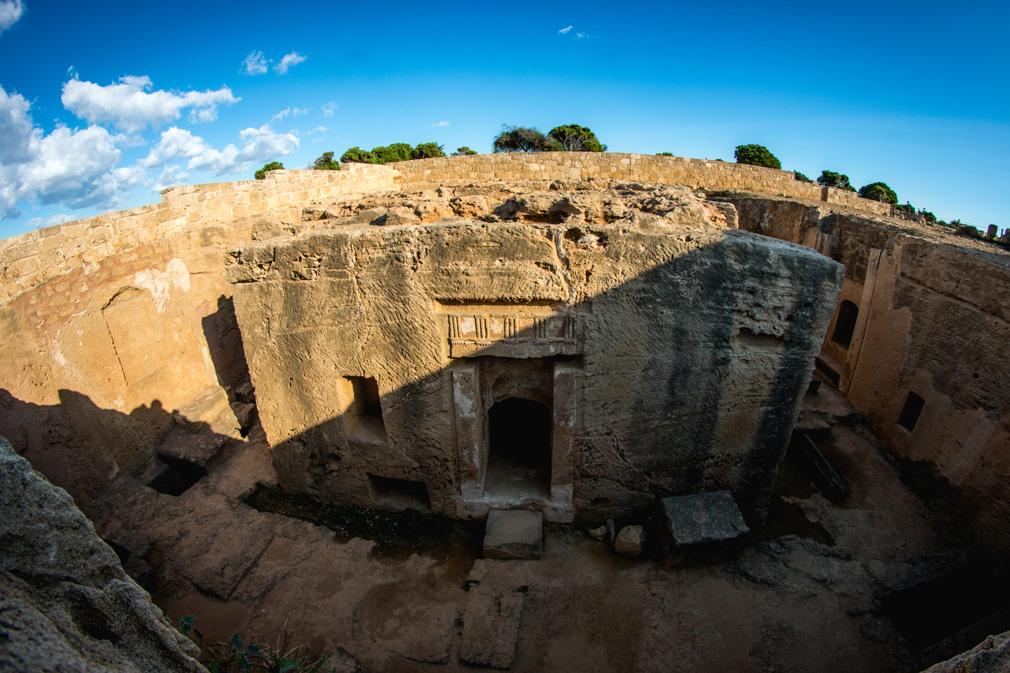Grobowce Królów w Pafos