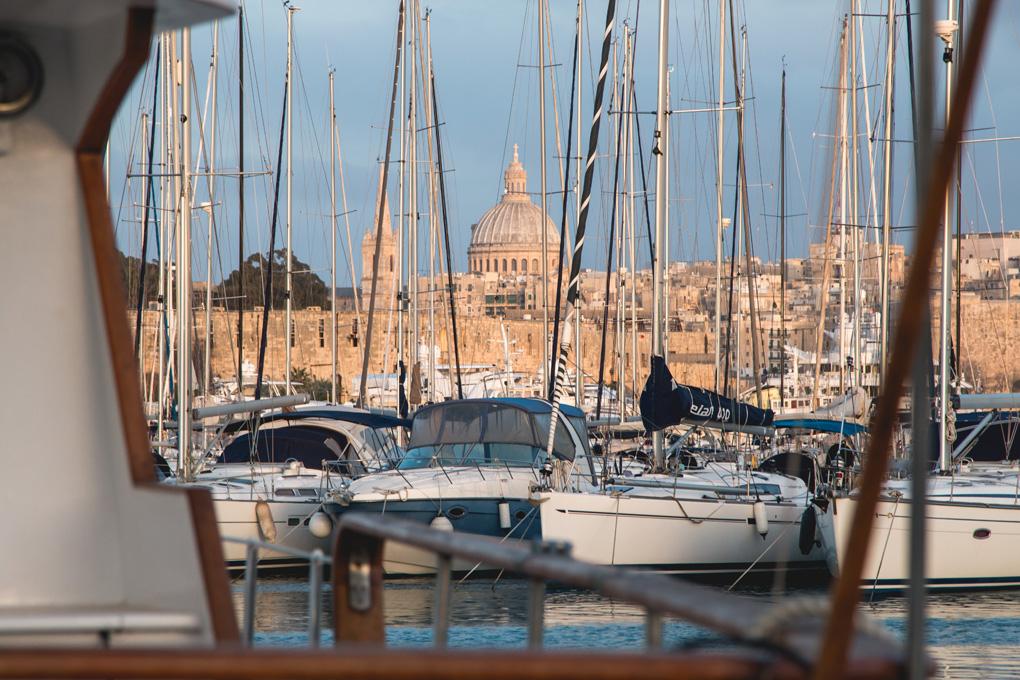 St. julian's malta port